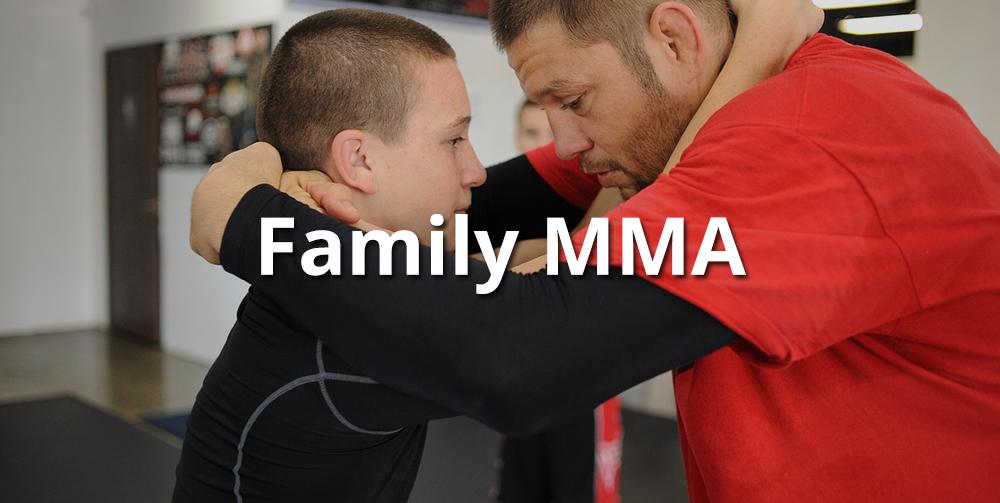 family mma classes