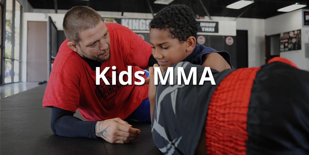kids mma classes